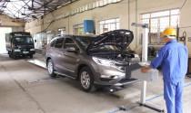 Không đăng kiểm 50 xe nhập khẩu bị tẩy xóa số khung, chất lượng kém