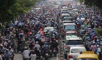\'Cấm xe máy không chữa được bệnh ùn tắc giao thông ở Sài Gòn\'