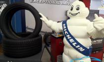 Michelin giới thiệu mẫu lốp xe SUV Pilot Sport giá từ 4 triệu