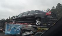Bắt gặp Volvo Limousine 6 cửa siêu dài như S600 Pulman