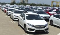 Đã có 13.000 chiếc ô tô nhập khẩu trong tháng 7