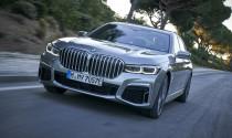 Sắp có BMW 7 Series chạy điện mạnh như siêu xe