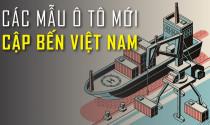 Các mẫu ô tô mới tại Việt Nam