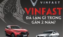 Hành trình Vinfast đã đi trong gần hai năm qua