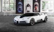 Bugatti Centodieci - Mới ở xác thịt, cũ trong linh hồn