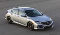 Civic hatchback 2020, đẹp quá Honda ơi