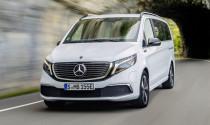 Mercedes-Benz ra mắt MPV cao cấp chạy điện