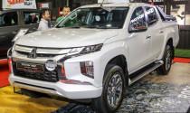 Mitsubishi Triton VGT Adventure X ra mắt tại Malaysia giá không đổi