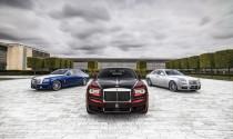 Rolls-Royce trình làng bộ sưu tập Ghost Zenith giới hạn chỉ 50 chiếc