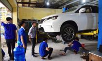 4.300 doanh nghiệp bán lẻ, sửa ô tô...giải thể