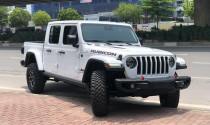 Cận cảnh bán tải Jeep Gladiator Rubicon độc nhất Việt Nam