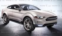 Chiếc Crossover điện lấy cảm hứng từ Ford Mustang sẽ ra mắt vào tháng 11
