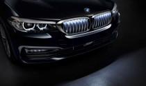 Chiêm ngưỡng bộ lưới tản nhiệt phát sáng trên BMW 5 Series