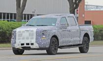 Hé lộ Ford F150 2021 động cơ mạnh mẽ và siêu tiết kiêm nhiên liệu