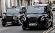 Những chiếc xe taxi đã trở thành biểu tượng ở nước người ta