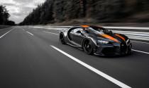 Có tin được không? Chiếc Bugatti Chiron vừa lập kỷ lục có thể cán mốc 500km/h