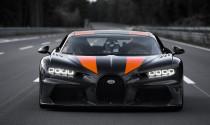 Cuối cùng thì cột mốc này của Bugatti cũng đã bị chinh phục