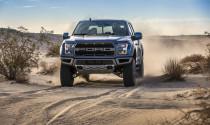 Ford hé lộ F-150 Raptor nhanh và mạnh với động cơ V8 mới