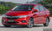 Honda City bản đặc biệt ra mắt tại Malaysia giá từ 416 triệu