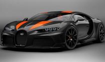 Bugatti Chiron Super Sport 300+ - Chiếc xe nhanh nhất quả đất lộ diện