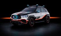 Tái ngộ chiếc Mercedes-Benz GLE siêu thông minh tại IAA 2019