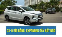 Top 10 tháng 8/2019: i10 mất phong độ, CX-5 rời bảng, Expander gây bất ngờ