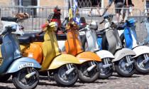 Vespa cổ hết cơ hội lưu hành ngay tại Ý