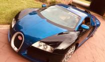 """""""Bugatti Veyron"""" giả giá mềm của người Mỹ thu hút nhiều quan tâm"""