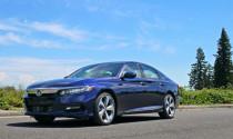 Honda Accord 2020 trang bị nhiều tính năng mới có vượt qua Toyota Camry?