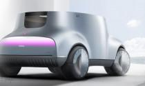 Honda Skyroom Concept - chiếc xe tí hon với nội thất khác lạ