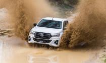 Toyota Hilux 2019 cải tiến trang bị, giá khoảng 516 triệu tại Anh
