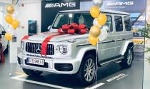 Mercedes-AMG G63 2019 nhập chính hãng đầu tiên đến tay khách hàng có giá hơn 10 tỷ
