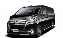Toyota HiAce lại có thêm bản xe sang mới, dành riêng cho thị trường nội địa