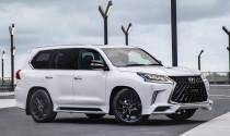 Có thể trông đợi gì từ Lexus LX600?
