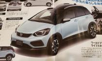 Honda Jazz 2020 hé lộ những hình ảnh đầu tiên trước Tokyo Motor Show