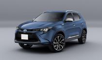 Toyota sắp trình làng mẫu SUV mới: có phải đối thủ của EcoSport?