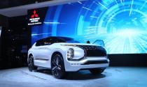 """""""Hàng hiếm"""" GT-PHEV của Mitsubishi tại triển lãm VMS 2019"""