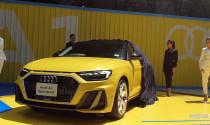 Audi A1 Sportback 2019 ra mắt tại Thái Lan giá từ 1,6 tỷ: tăng sức ép lên A-Class