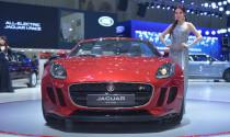 Jaguar mang toàn xe cũ nhưng chất tới VMS 2019