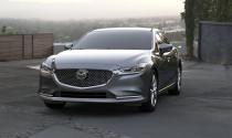 Mazda6 2020 mới bán ra tại Mỹ giá từ 557 triệu đối đầu Toyota Camry