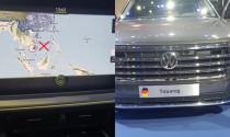 """Sự thật về """"đường lưỡi bò"""" trên trên Volkswagen Touareg vừa ra mắt tại VMS 2019"""