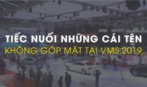 Tiếc nuối những cái tên không góp mặt tại VMS 2019
