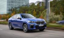 BMW X6 2020 vừa ra mắt giá từ 1,5 tỷ:  thay đổi lớn để đánh bại GLE