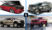 Ford và đội quân hùng hậu tại SEMA 2019