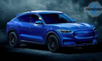 """SUV điện lấy cảm hứng từ """"xe cơ bắp""""  Ford Mustang trông ra sao?"""