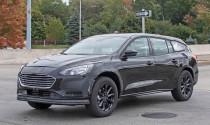 SUV thay thế Ford Mondeo bị bắt gặp trên đường thử