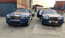 """""""Anh em"""" nhà Rolls-Royce cập cảng xứ  sở chùa tháp Campuchia"""