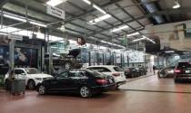 Ưu đãi cho khách hàng bảo dưỡng xe Mercedes-Benz dịp cuối năm