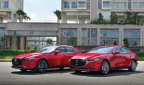 Sau Hà Nội, bộ đôi Mazda 3 thế hệ mới Nam tiến ra mắt khách hàng tại Sài Gòn
