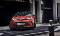 Toyota C-HR 2020 chốt giá từ 760 triệu đồng